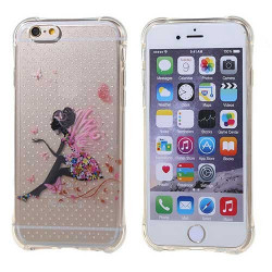 Coque souple transparente FEE pour iPhone 6 et iPhone 6S