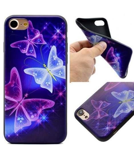 coque pour iphone 7 papillon