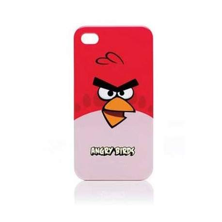 Coque ANGRY BIRDS rouge pour Iphone 4 et 4S 10,94 €