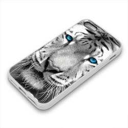 Coque BLUE TIGER pour iPhone