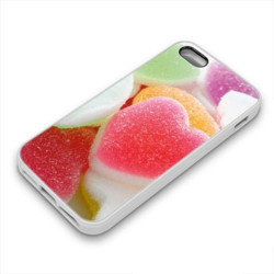 Coque Gel BONBONS pour iPhone
