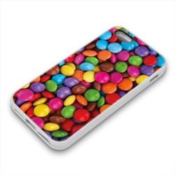 Coque Gel BONBONS 2 pour iPhone