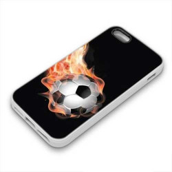 Coque Gel FOOT pour iPhone