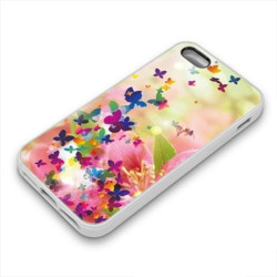 Coque Gel BEAUTY FLY pour iPhone