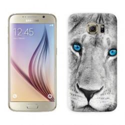 Coque Gel BLUE LION pour SAMSUNG