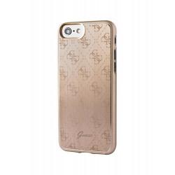 Coque souple GUESS GOLD pour iPhone 7