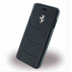 Etui cuir originale noir FERRARI pour iPhone 7