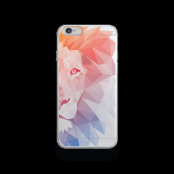 Coque Gel LION pour iPhone
