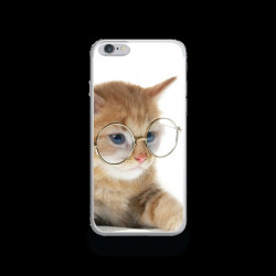 Coque Gel CUTE pour iPhone