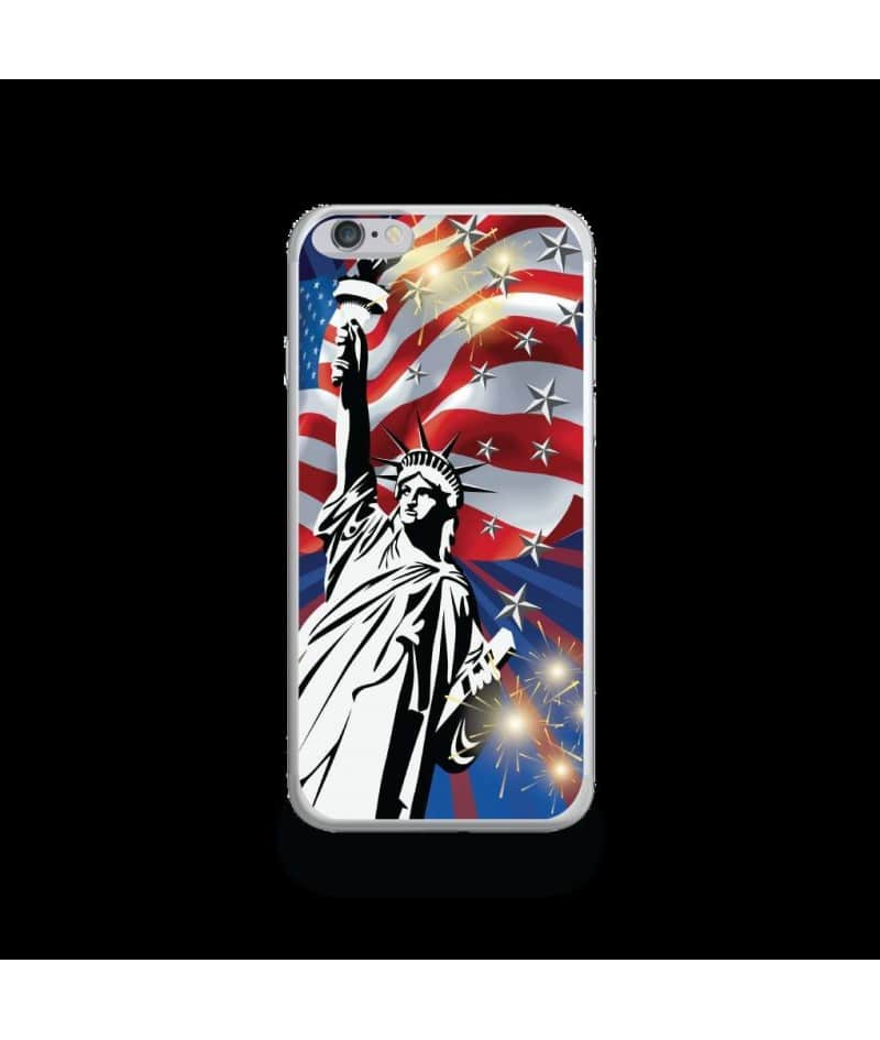 Coque Iphone  Liberty