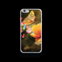Coque Gel FLY pour iPhone