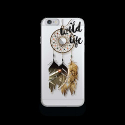 Coque Gel DREAM pour iPhone