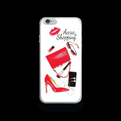 Coque Gel SHOPPING 2 pour iPhone