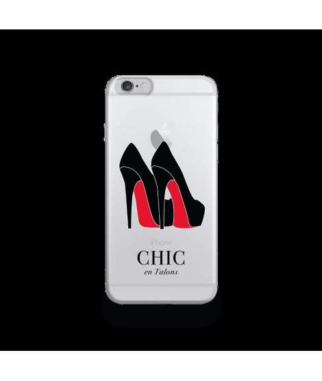 Coque Gel MADAME C pour iPhone