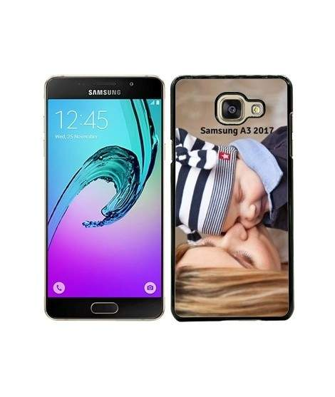 coques personnalisees pour samsung galaxy a3 2017. Black Bedroom Furniture Sets. Home Design Ideas