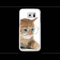 Coque Gel CAT pour SAMSUNG