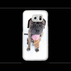 Coque Gel DOG pour SAMSUNG