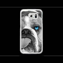 Coque Gel BLUE DOG pour SAMSUNG