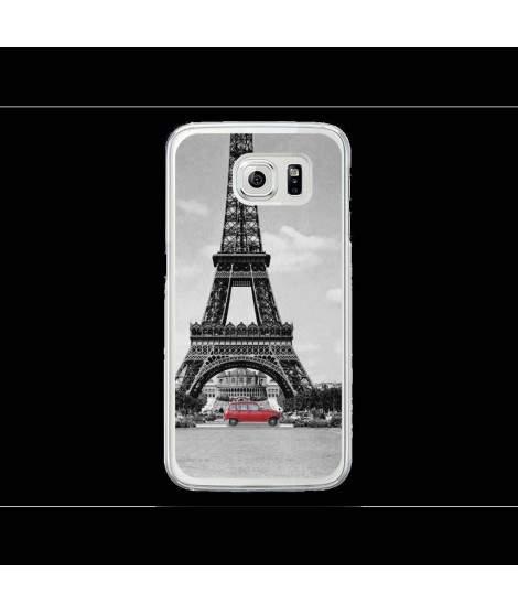 Coque Gel PARIS pour SAMSUNG
