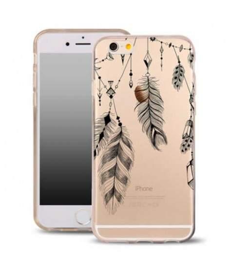 coque iphone 6 avec plume
