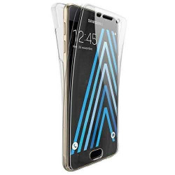 Coque GEL FULL 360 pour Samsung S8