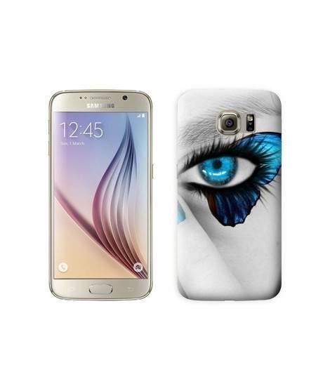 Coque BLUE EYE Samsung Galaxy S8