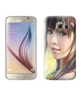 Coque Fille manga Samsung Galaxy S8 7,90 €
