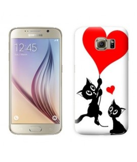 Coque CAT LOVERS Samsung Galaxy S8 PLUS