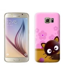 Coque CRAZY CAT Samsung Galaxy S8 PLUS