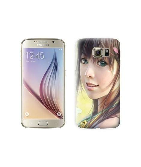 galaxy s8 coque fille