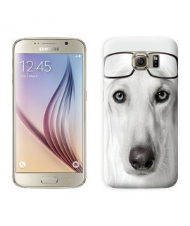 Coque Glass Dog Samsung Galaxy S8 PLUS