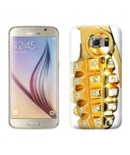 Coque Gold Grenade Samsung Galaxy S8 PLUS