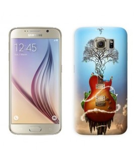 Coque Guitare dream Samsung Galaxy S8 PLUS