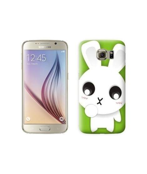 Coque Lapin 3 Samsung Galaxy S8 Plus