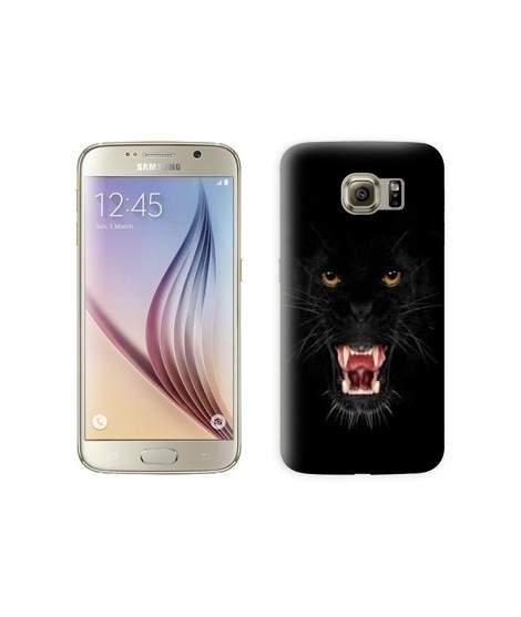 Coque Leopard black Samsung Galaxy S8 Plus