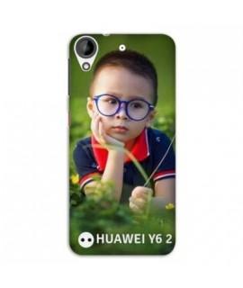 Coques PERSONNALISEES Huawei Y6 II