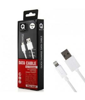 Câble ULTRA RAPIDE X2 USB LIGHTNING pour Iphone, Ipad Ipod touch 5 et nano 7.