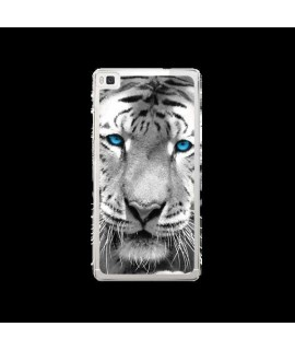 Coque Gel TIGER pour HUAWEI
