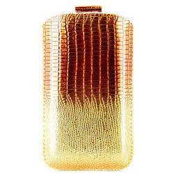 Pochette BLIZZARD dorée pour téléphones et lecteurs MP3
