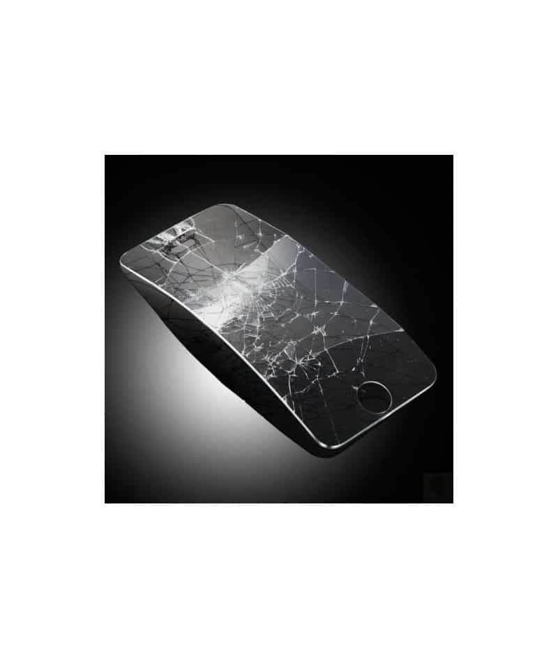 protection d 39 cran en verre tremp pour iphone 8. Black Bedroom Furniture Sets. Home Design Ideas