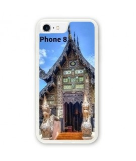Coques CROCODILES PERSONNALISEES pour iPhone 8