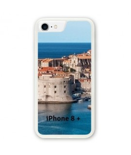 Coques PERSONNALISEES pour iPhone 8 +