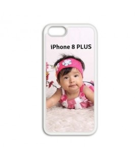 Coques souples FULL 360° PERSONNALISEES pour iPhone 8 PLUS