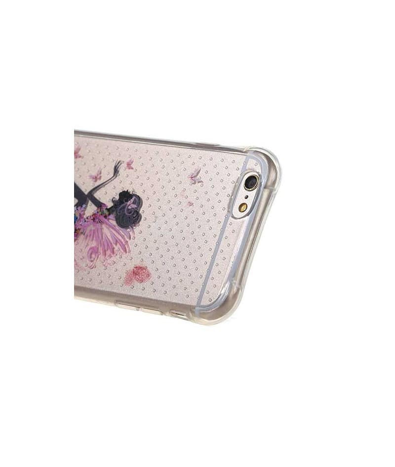 coque fée iphone 8