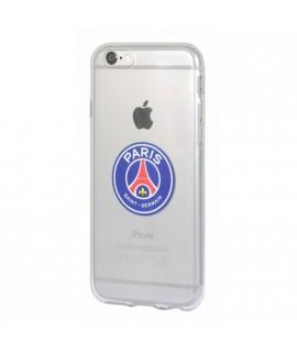 Coque gel officielle PSG pour iPhone 8 plus