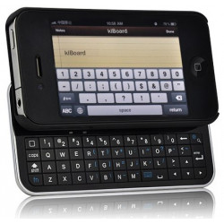 Coque iPhone 4 et 4S Avec Clavier Bluetooth