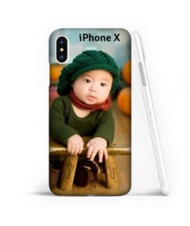 Coques PERSONNALISEES pour iPhone x