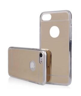 Coque MIRROR OR souple iPhone 8
