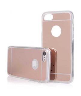 Coque MIRROR OR ROSE iPhone 8
