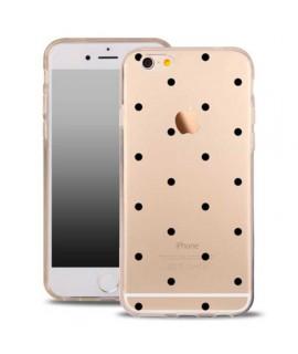 Coque GEL POIS iPhone 8